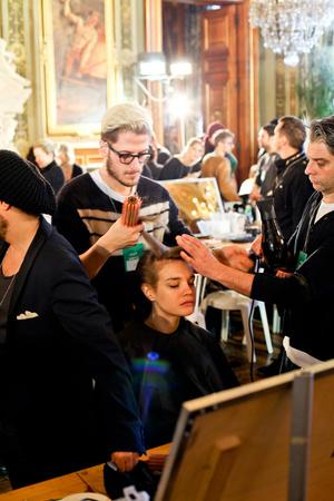 Показ Stella McCartney коллекции сезона Осень-зима 2012-2013 года prêt-à-porter - www.elle.ru - Подиум - фото 384065