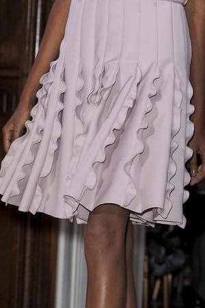 Показ Valentino коллекции сезона Весна-лето 2011 года Haute couture - www.elle.ru - Подиум - фото 217698