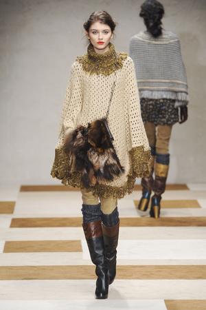 Показ Kristina Ti коллекции сезона Осень-зима 2012-2013 года Prêt-à-porter - www.elle.ru - Подиум - фото 359215