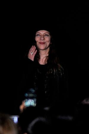 Показ Ann Demeulemeester коллекции сезона Осень-зима 2012-2013 года prêt-à-porter - www.elle.ru - Подиум - фото 374730