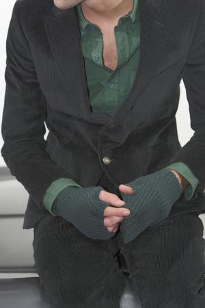 Показ Band of Outsiders коллекции сезона Осень-зима 2010-2011 года prêt-à-porter - www.elle.ru - Подиум - фото 144142