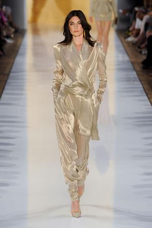 Показ Alexander Vauthier коллекции сезона Осень-зима 2012-2013 года Haute couture - www.elle.ru - Подиум - фото 404486