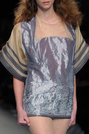 Показ Julien Fournie коллекции сезона Весна-лето 2012 года Haute couture - www.elle.ru - Подиум - фото 331876