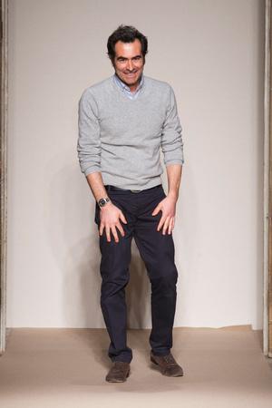 Показ Cristiano Burani коллекции сезона Осень-зима 2013-2014 года prêt-à-porter - www.elle.ru - Подиум - фото 528113