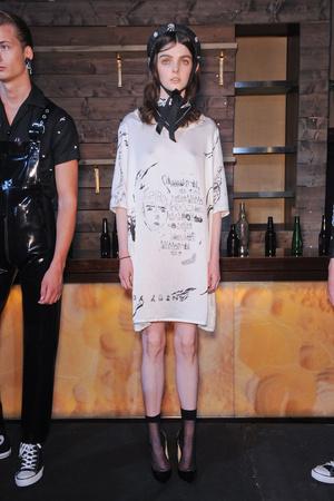 Показ Fashion East коллекции сезона Весна-лето 2013 года prêt-à-porter - www.elle.ru - Подиум - фото 427166