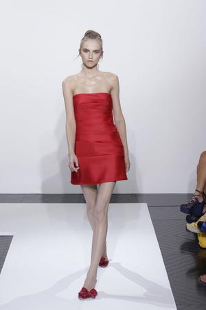 Показ Valentino коллекции сезона Осень-зима 2010-2011 года haute couture - www.elle.ru - Подиум - фото 168375