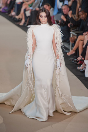 Показ Stephane Rolland коллекции сезона Осень-зима 2012-2013 года Haute couture - www.elle.ru - Подиум - фото 404099