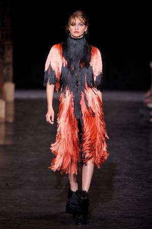 Показ Basil Soda коллекции сезона Осень-зима 2012-2013 года haute couture - www.elle.ru - Подиум - фото 404055