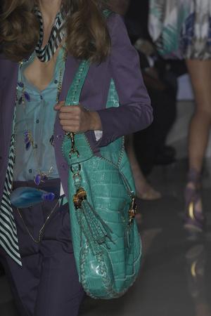 Показ Gucci коллекции сезона Весна-лето 2009 года Prêt-à-porter - www.elle.ru - Подиум - фото 82069