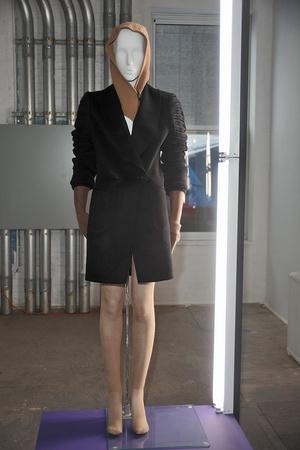 Показ TSE & Jason Wu for TSE коллекции сезона Осень-зима 2010-2011 года Prêt-à-porter - www.elle.ru - Подиум - фото 146238