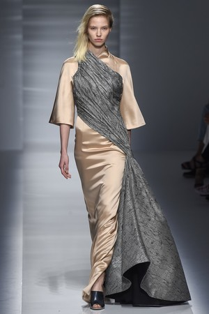 Показ Vionnet коллекции сезона Осень-зима 2014-2015 года Haute couture - www.elle.ru - Подиум - фото 585245