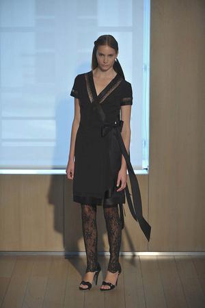 Показ Alexis Mabille коллекции сезона Осень-зима 2009-2010 года haute couture - www.elle.ru - Подиум - фото 87107