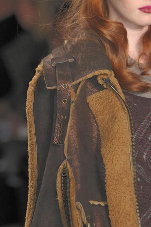 Показ Nanette Lepore коллекции сезона Осень-зима 2010-2011 года Prêt-à-porter - www.elle.ru - Подиум - фото 147218