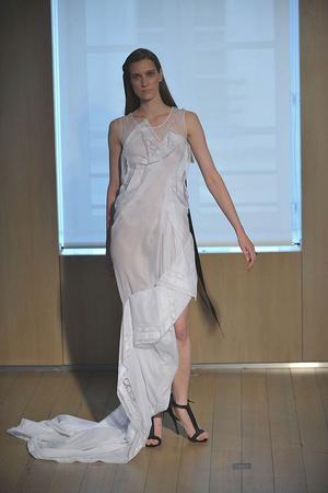 Показ Alexis Mabille коллекции сезона Осень-зима 2009-2010 года haute couture - www.elle.ru - Подиум - фото 87101