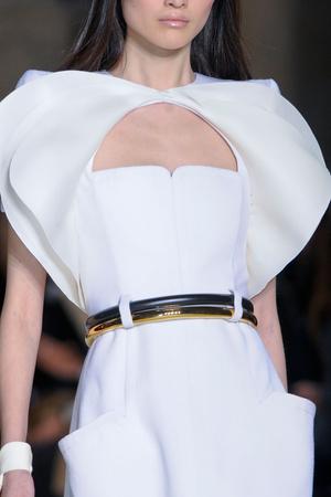 Показ Stephane Rolland коллекции сезона Весна-лето 2012 года Haute couture - www.elle.ru - Подиум - фото 331559