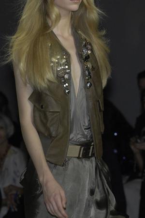 Показ Donna Karan коллекции сезона Весна-лето 2009 года Prêt-à-porter - www.elle.ru - Подиум - фото 78189