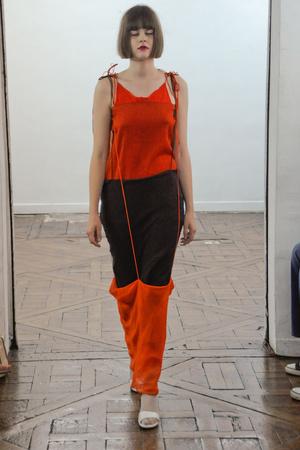Показ Adeline Andre коллекции сезона Осень-зима 2010-2011 года Haute couture - www.elle.ru - Подиум - фото 167258