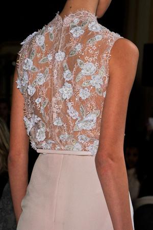 Показ Georges Hobeika коллекции сезона Весна-лето 2013 года Haute couture - www.elle.ru - Подиум - фото 478165
