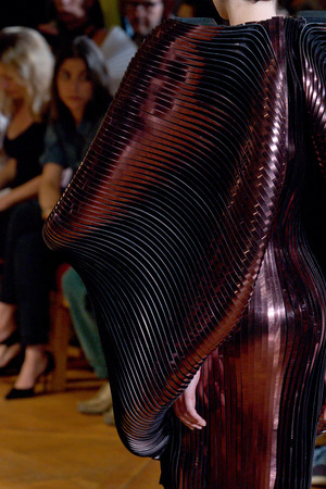Показ  коллекции сезона Осень-зима 2012-2013 года Haute couture - www.elle.ru - Подиум - фото 403764