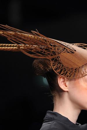 Показ Corrie Nielsen коллекции сезона Осень-зима 2012-2013 года Prêt-à-porter - www.elle.ru - Подиум - фото 351023