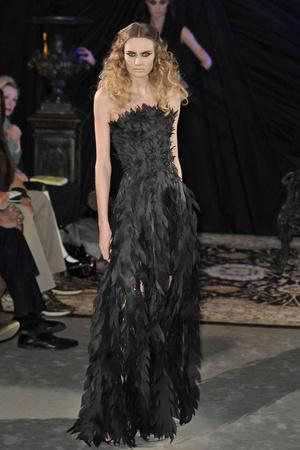 Показ Franck Sorbier коллекции сезона Весна-лето 2010 года haute couture - www.elle.ru - Подиум - фото 138790