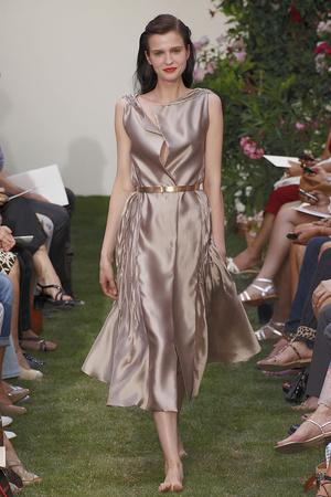 Показ Maison Rabih коллекции сезона Осень-зима 2010-2011 года haute couture - www.elle.ru - Подиум - фото 168191