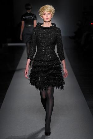 Показ Christophe Josse коллекции сезона Осень-зима 2011-2012 года Haute couture - www.elle.ru - Подиум - фото 276967