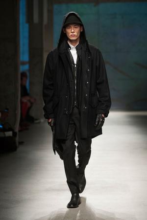 Показ Kenneth Cole коллекции сезона Осень-зима 2013-2014 года prêt-à-porter - www.elle.ru - Подиум - фото 483067